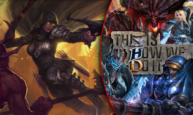 This Is How We Do It - Demon Hunter social