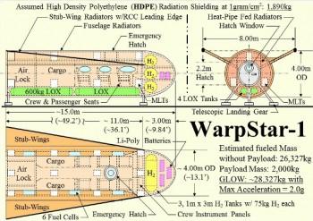 WarpStar 1