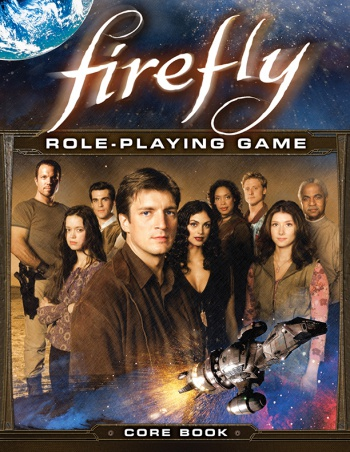 firefly rpg core book cover