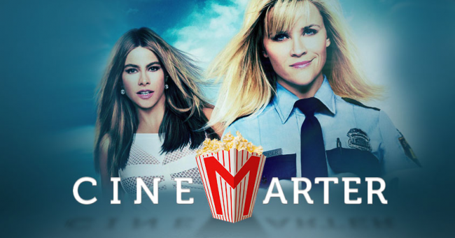 Hot Pursuit CineMarter Banner