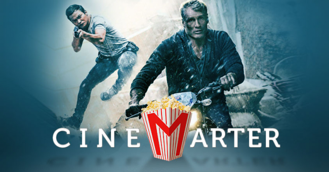 Skin Trade CineMarter Banner