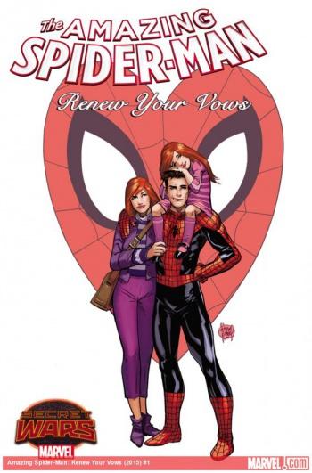 amazing spider-man renew your vows 1