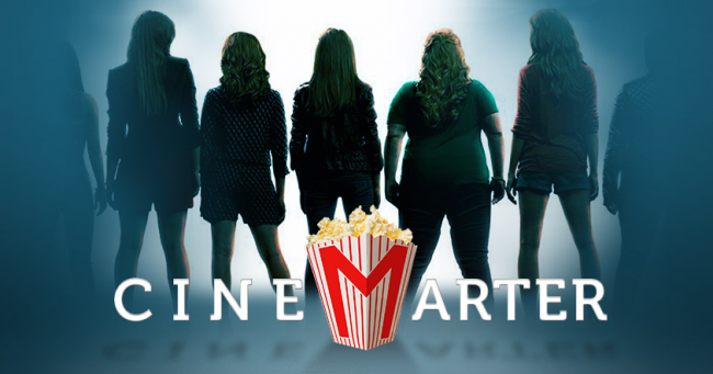 Pitch Perfect 2 CineMarter Banner