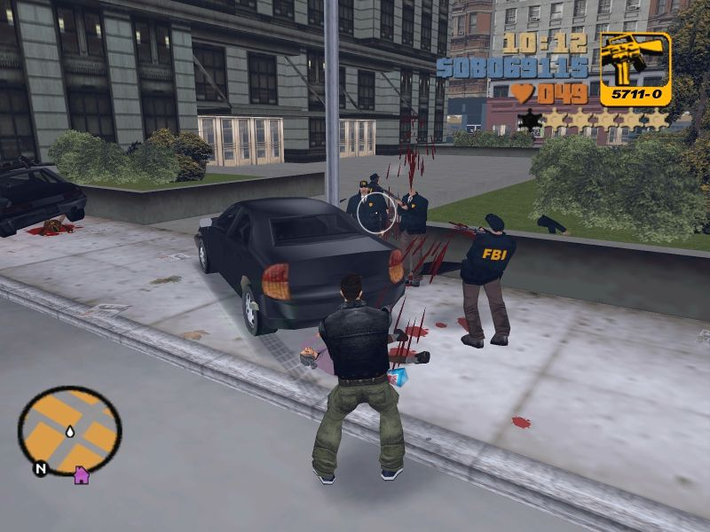 Grand Theft Auto deaths
