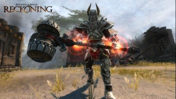 Kingdoms of Amalur: Reckoning screen