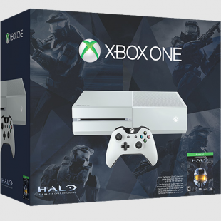 White Xbox One Bundle
