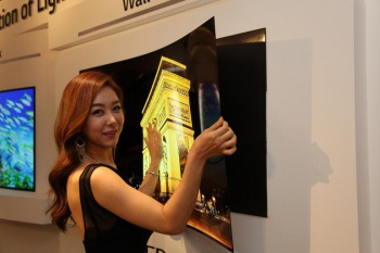 lg super thin tv