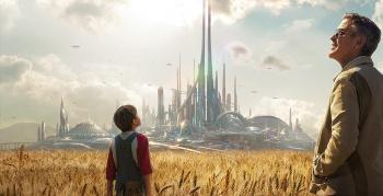 Tomorrowland 9x4 CineMarter