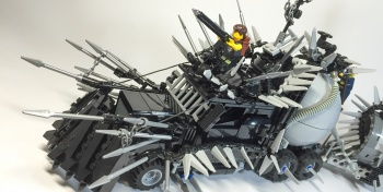 LEGO Fury Road news header
