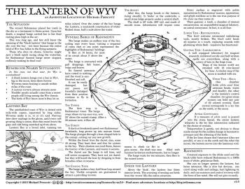 the lantern of wyv