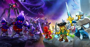 LEGO Universe News Header