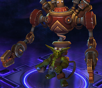 Gazlowe Heroes of the Storm