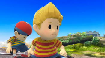 super smash bros lucas