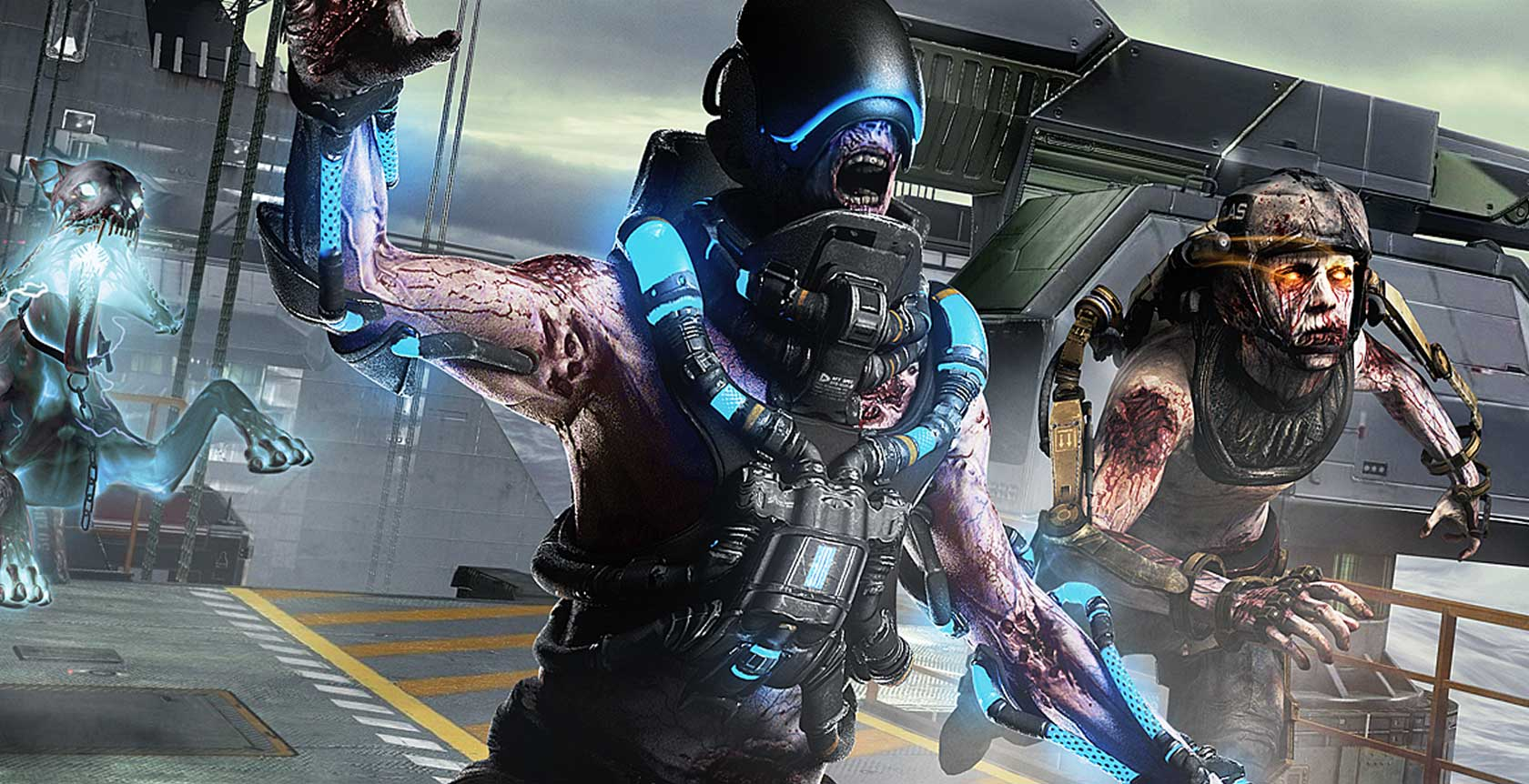 Advanced Warfare: Carrier - Flotsam & Jetsam Easter Egg