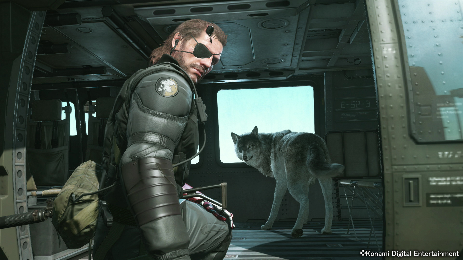 MGS5 Phantom Pain Logo Large