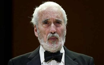 Christopher Lee Inline