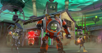 Plants vs Zombies Garden Warfare 2 News Header