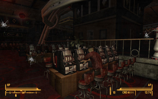 Fallout new vegas casino