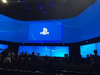sony press conference 2015