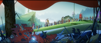 the banner saga 2 - announcement screen 4
