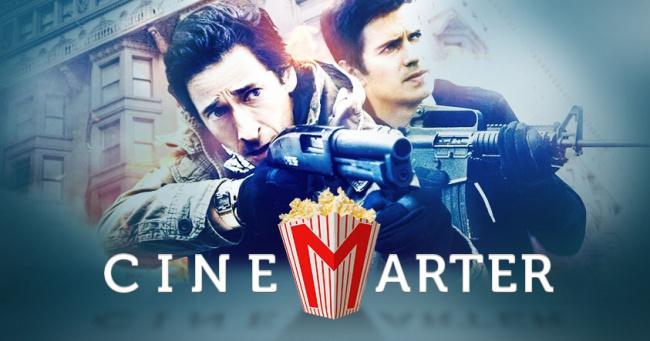American Heist CineMarter Banner