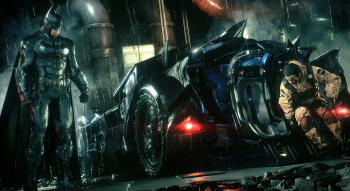 Batman Arkham Knight Social