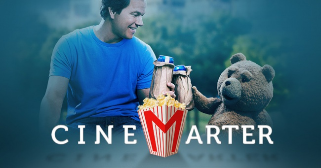 Ted 2 CineMarter Banner