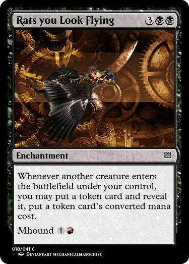 Machines Making Magic Cards 7