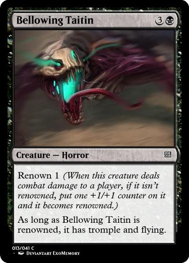 Bellowing Taitin
