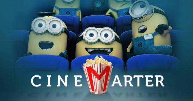 Minions CineMarter Banner