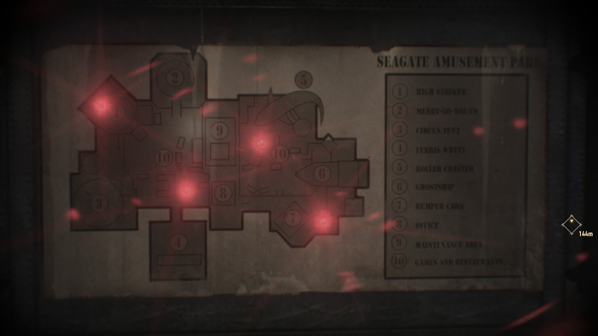 Batman Arkham Knight Puzzle 1