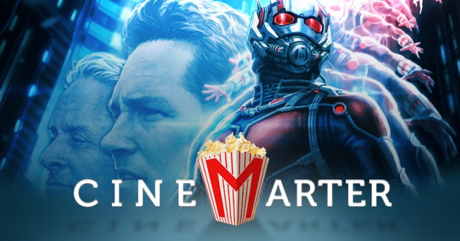 Ant-Man CineMarter Banner