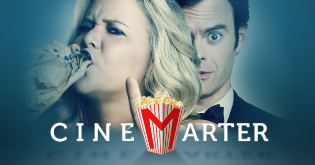 Trainwreck CineMarter Banner