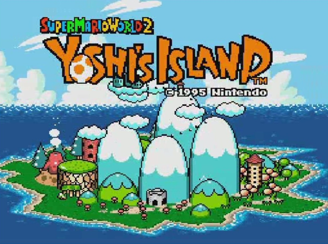 yoshis island - use