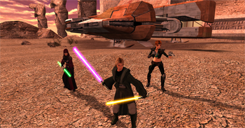 Knights of the Old Republic 2 News