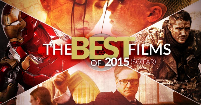 Best Films of 2015 (So Far) Banner