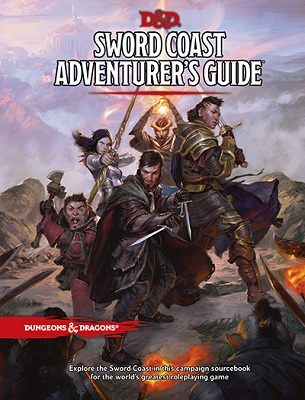 Sword Coast AG Cover