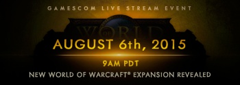world of warcraft new expansion
