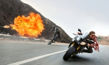 Mission: Impossible - Rogue Nation #1