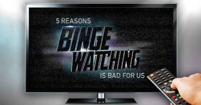 Binge-Watching social