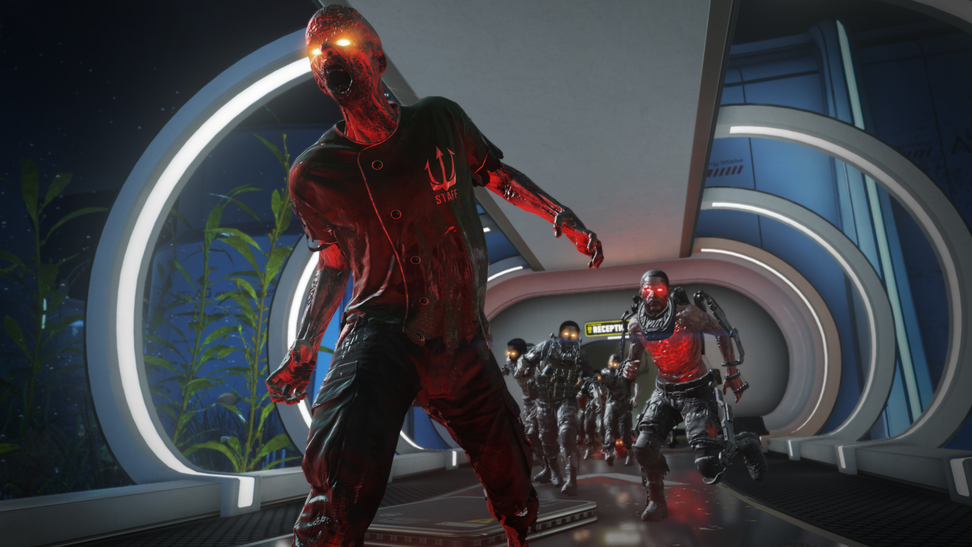 Advanced Warfare: Exo Zombies - Descent Complete Easter Egg