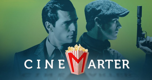 The Man from U.N.C.L.E. CineMarter Banner