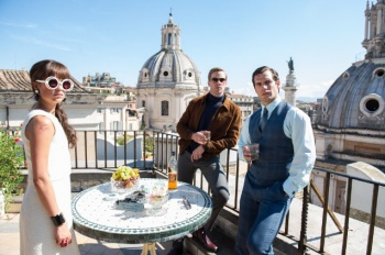 The Man from U.N.C.L.E. CineMarter #1