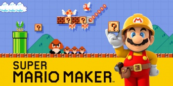 Super Mario Maker Top Image