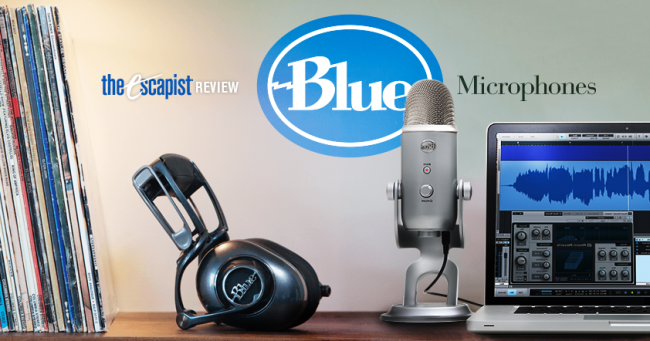 Blue Microphones review social