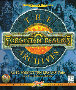 The Forgotten Realms the Archives