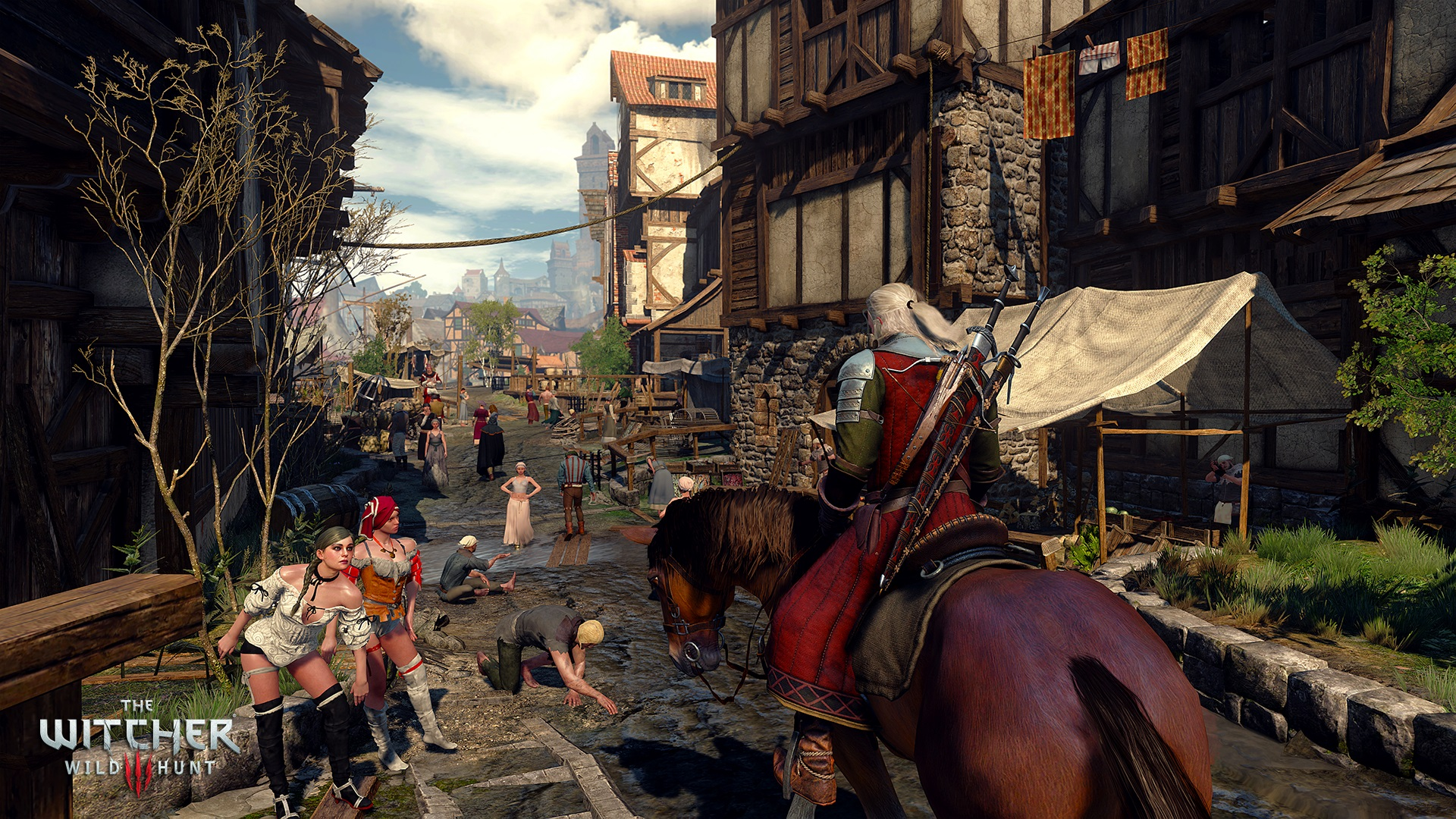 Witcher 3: New Game+ Save Game Error Fix | Walkthroughs | The Escapist