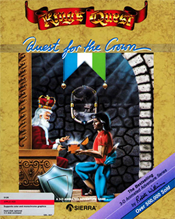 kings quest 1 cover