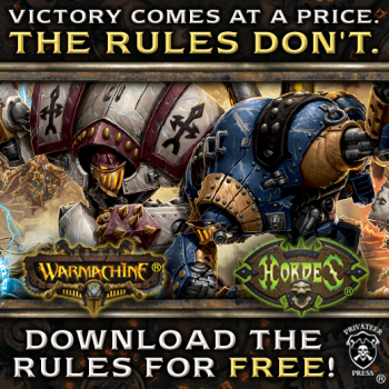 Warmachine Hordes Free