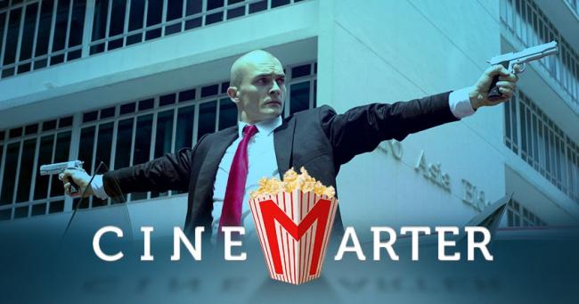 Hitman Agent 47 CineMarter Banner